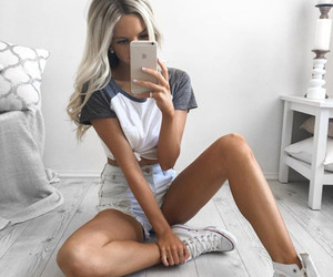 beauty, girl, and shoes image