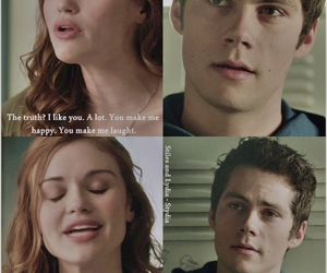 forever, stydia, and teen wolf image