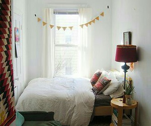 room, bedroom, and house image