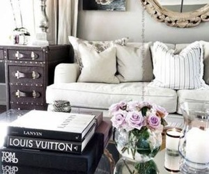 home, luxury, and white image