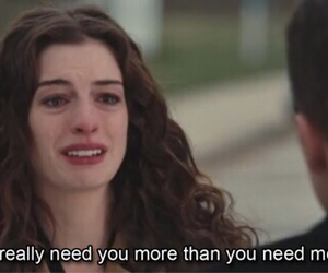 quote, love and other drugs, and Anne Hathaway image
