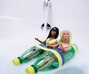 barbie, toys, and diy image