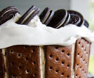 food, oreo, and dessert image