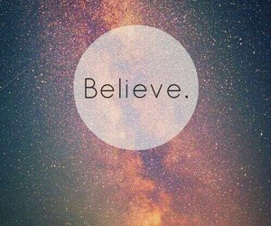 beautiful, believe, and circle image