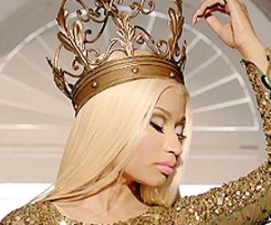 beauty, Queen, and nicki minaj image