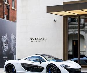 bulgari, cars, and luxury image