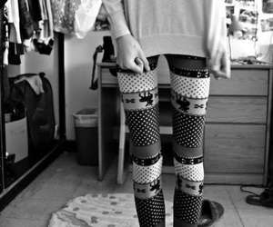 skinny, thin, and black and white image