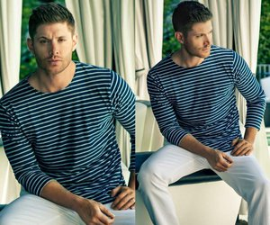 supernatural and Jensen Ackles image