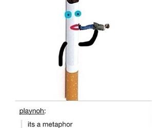 metaphor, tfios, and funny image