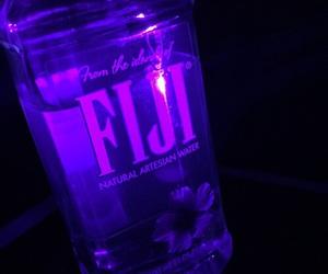 purple, fiji, and aesthetic image