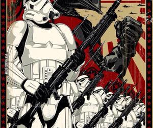 darth vader, star wars, and empire image