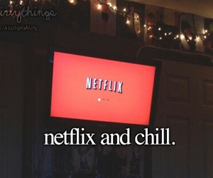 netflix and just girly things image