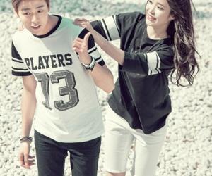 iu, lee hyun woo, and actor image