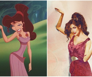 princess, disney, and hercules image