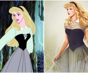 aurora, movies, and sleeping beauty image
