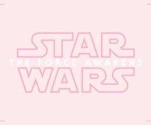 pink, star wars, and starwars image