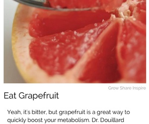 delicious, grapefruit, and healthy image