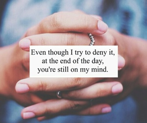 quote, mind, and end image