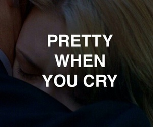 grunge, quotes, and cry image