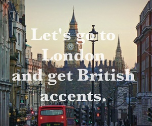 british, london, and quotes image