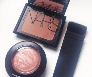 mac, nars, and beauty image