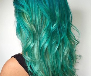 dye, hair, and hairstyle image