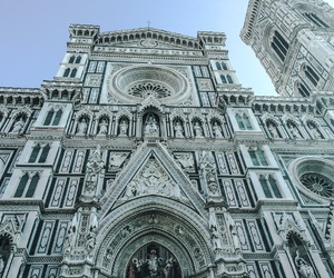 italy, firenze, and tourist destination image