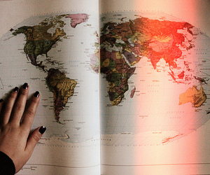 world, map, and travel image