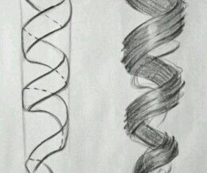 Boing, drawing, and curl image