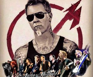 James Hetfield, per-fect, and king image