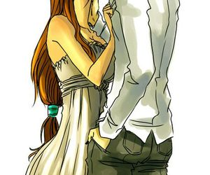 anime, bleach, and Orihime image