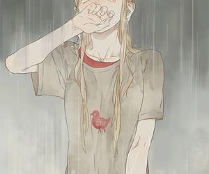 manga, anime, and cry image
