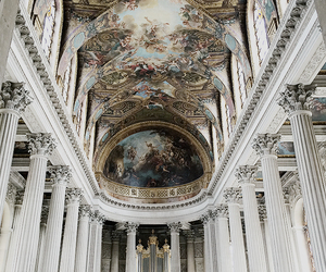 art, architecture, and versailles image