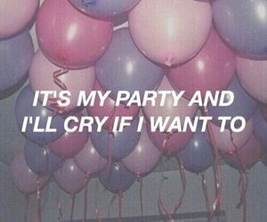 party, melaniemartinez, and pityparty image