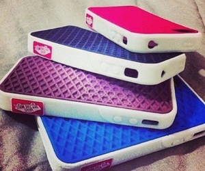 vans, case, and iphone image