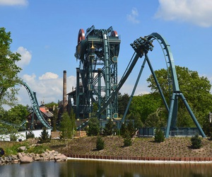 rollercoaster and efteling image