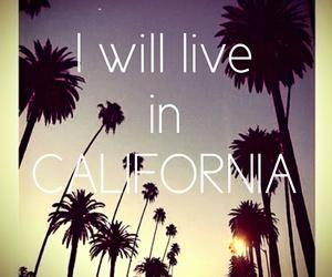 california, Dream, and oasis image