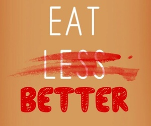 better, eating, and healthy image