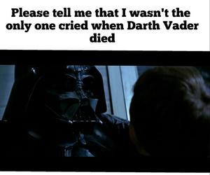 Anakin Skywalker, darth vader, and force image