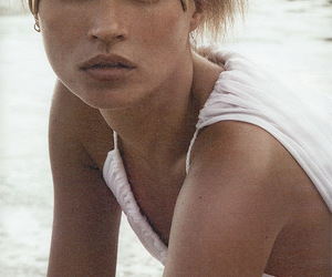 beauty, kate moss, and photography image