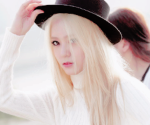 f(x), krystal, and blonde image