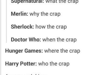 doctor who, the avengers, and merlin image