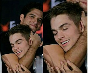 crush, scott mccall, and dylan sprayberry image