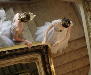 dress, ballet, and vintage image