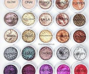 makeup, eyeshadow, and colourpop image