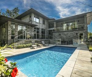architecture, canada, and dream home image