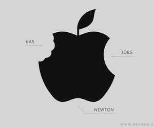 apple, eve, and human image