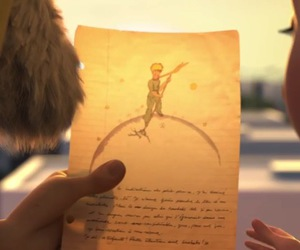 le petit prince, movie, and the little prince image