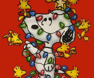 snoopy christmas: image