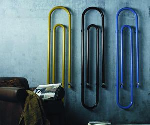 paper clip and radiator image